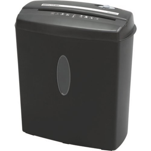 Sentinel 12-Sheet Level P-3 Cross-Cut Paper Shredder (FX121B) Image 1