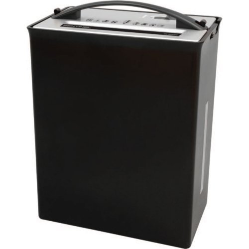 Sentinel 10-Sheet Level P-4 Micro-Cut Paper Shredder with Handle (FM104B) Image 1