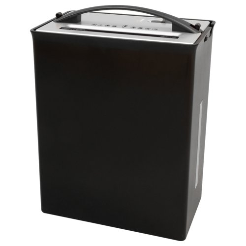 Sentinel 8-Sheet Level P-4 Micro-Cut Paper Shredder with Handle (FM84B) Image 1