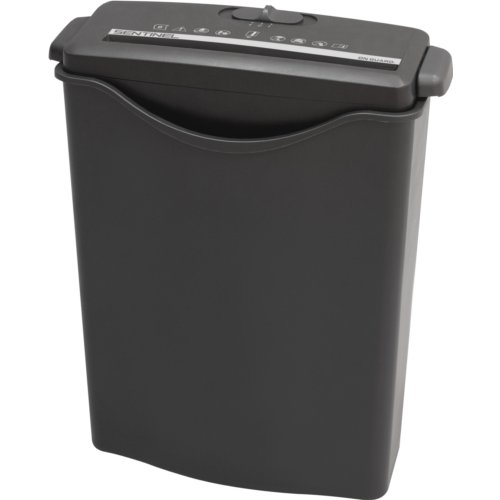 Sentinel 6-Sheet Level P-1 Strip-Cut Paper Shredder (FS61B), Work from Home Products Image 1