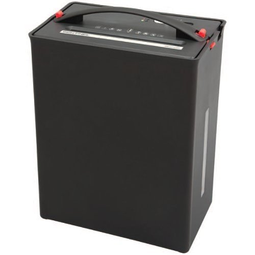 Sentinel 12-Sheet Level P-3 Compaction Cross-Cut Paper Shredder (FX124BC) Image 1