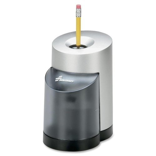 Skilcraft Electric Desktop Pencil Sharpener (NSN2414229), Skilcraft brand Image 1