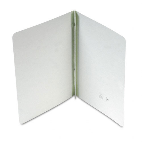"Smead 3"" Gray 8.5"" x 11"" PressGuard Report Cover with Side Prong Fastener (SMD-81552) - $2.74 Image 1"