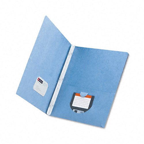 Pocket Portfolios with Fasteners Image 1