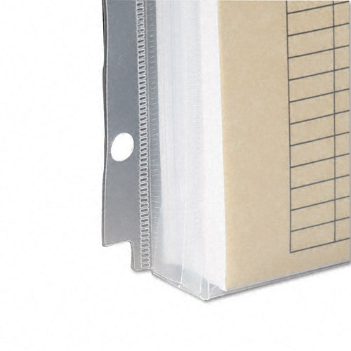 Clear 3 Ring Binder Sheet Protectors Image 1