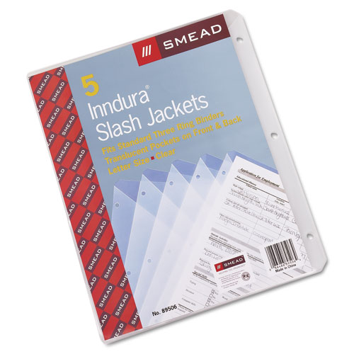 Smead Binder Pockets Image 1