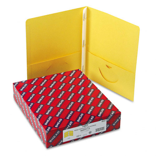 Yellow Pocket Portfolios