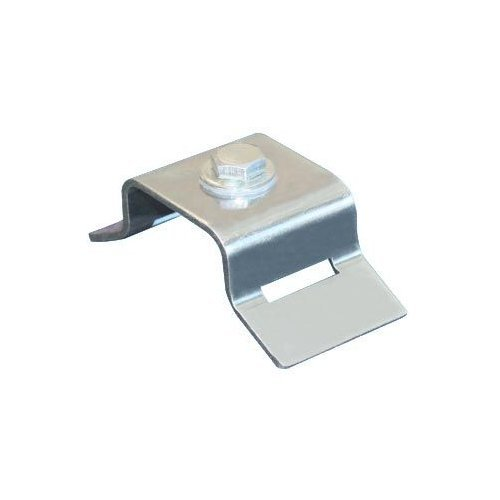 Sooper Pole Mount Sign Mounting Bracket - 100/Pack (MYBSMBA1000B), Laminating Film Image 1