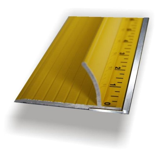 "SpeedPress 64"" Ultimate Steel Safety Ruler (SP-SR7064), SpeedPress brand Image 1"