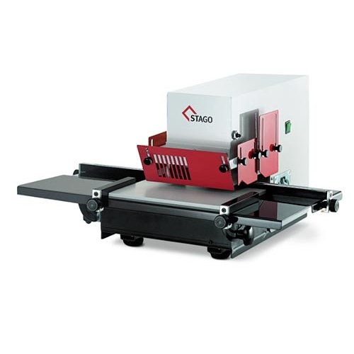 Stago HM-15 Heavy-Duty Electric Flat and Saddle Stapler (STGHM15) Image 1