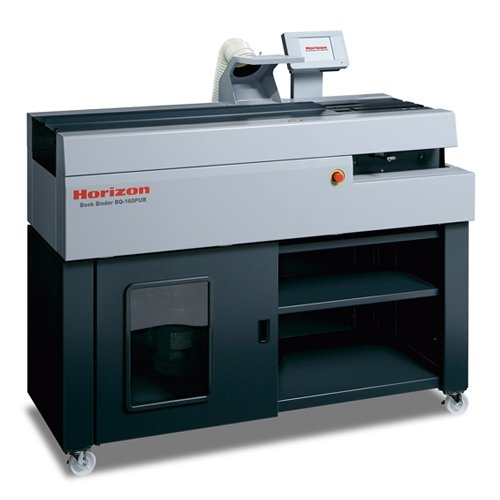 Standard Horizon BQ-160 PUR Single-Clamp Perfect Binder (BQ-160PUR) Image 1