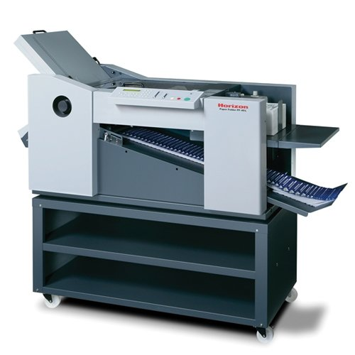 Standard PF-40L Auto Suction Feed Tabletop Folder with Stand (PF-40L-MT-40L) Image 1
