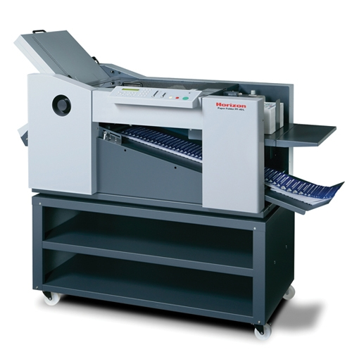 Standard PF-40L Auto Suction Feed Tabletop Folder with Stand (PF-40L-MT-40L) - $13050 Image 1