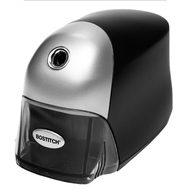 Stanley Bostitch -Bostitch QuietSharp Black Executive Electric Pencil Sharpener (BOSEPS8HDBLK) Image 1