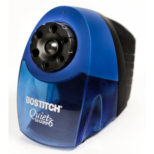Stanley Bostitch -Bostitch Quietsharp Classroom Pencil Sharpener (BOSEPS10HC) Image 1