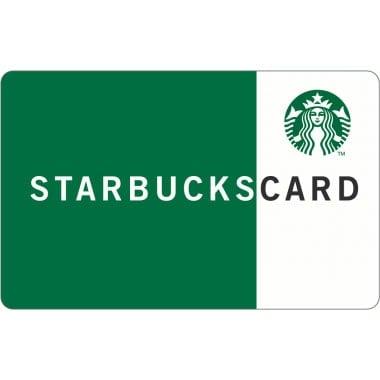 Starbucks Card Image 1