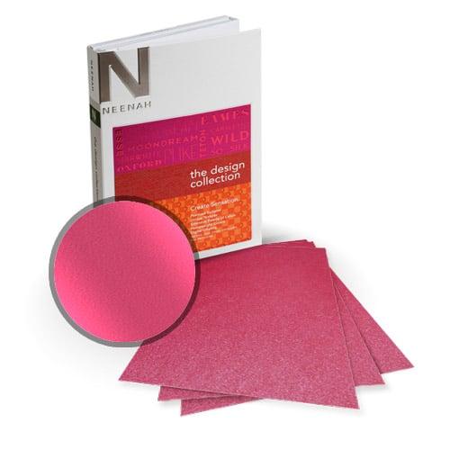 Neenah Paper Stardream Azalea Metallic A3 Card Stock - 4 Sheets (NSDCAZ461-L) - $9.99 Image 1
