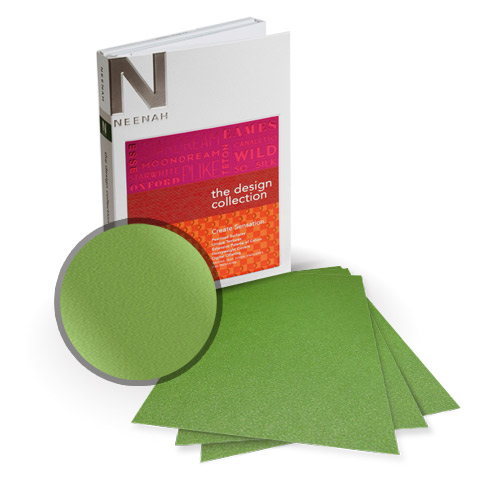 Neenah Paper Stardream Fairway Metallic A3 Card Stock - 4 Sheets (NSDCF461-L) - $9.99 Image 1