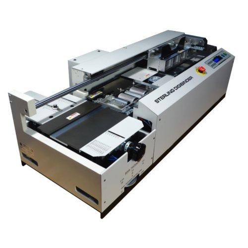 Spiel Sterling Digibinder Automatic Perfect Binding Machine (SPL-DB), Brands Image 1