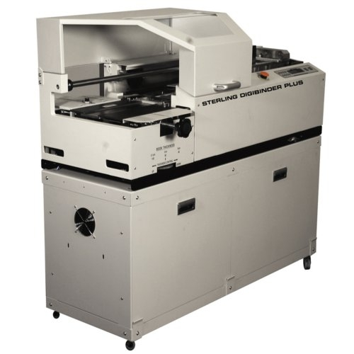 Spiel Sterling Digibinder Plus Automatic Perfect Binding Machine (SPL-DB-PLUS) Image 1