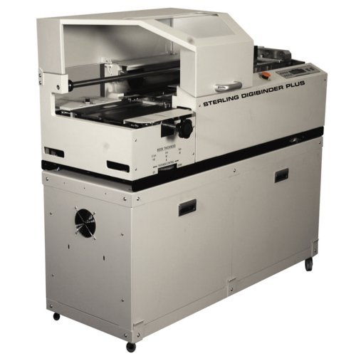 Spiel Sterling Digibinder Plus Automatic Perfect Binding Machine (SPL-DB-PLUS), Brands Image 1