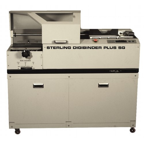 Spiel Sterling Digibinder Plus SG Side Glue Automatic Perfect Binding Machine (DB-PLUS SG) Image 1