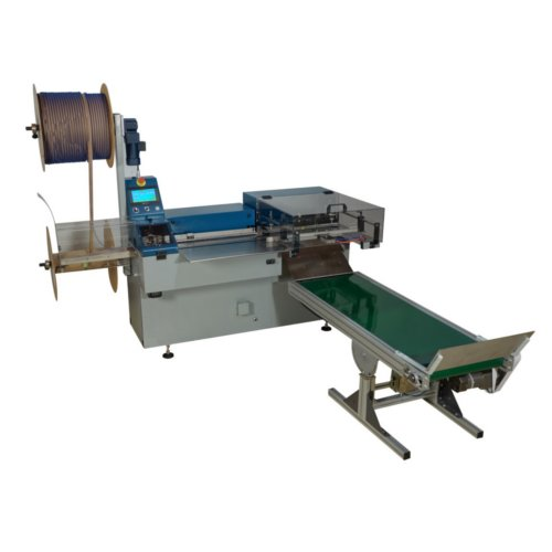 Double Loop Wire Binding Machine Image 1