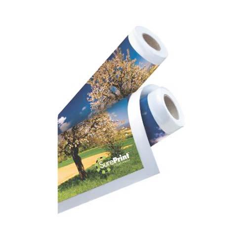 "GBC SurePrint SurePrint 8 Mil 24"" x 100' Photobase Ultra Dry Gloss (3248074) Image 1"