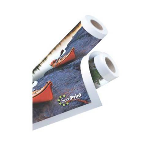 "GBC SurePrint SurePrint 8 Mil 50"" x 100' Photobase Ultra Dry Satin (3248082) Image 1"