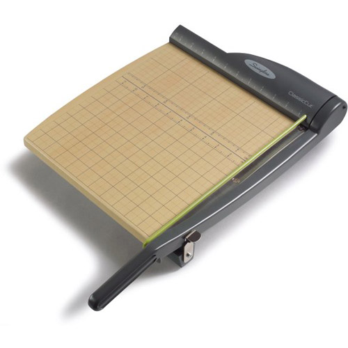 Self Sharpening Paper Guillotine Image 1