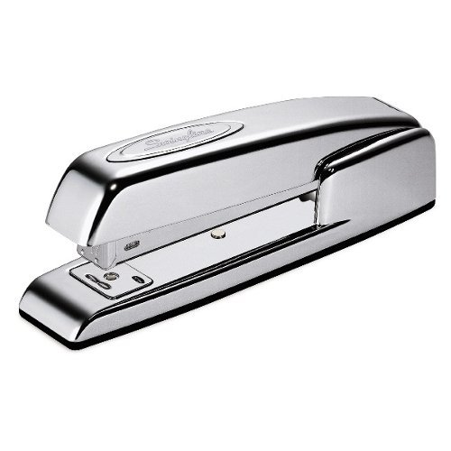 Swingline Chrome Stapler Image 1