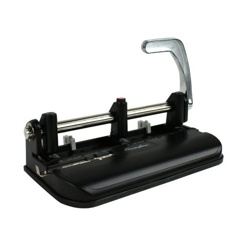 Adjustable Depth Paper Hole Punch Image 1