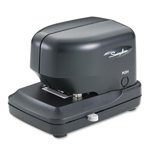 Swingline Black Cartridge Electric Stapler (SWI-69008), Swingline brand Image 1
