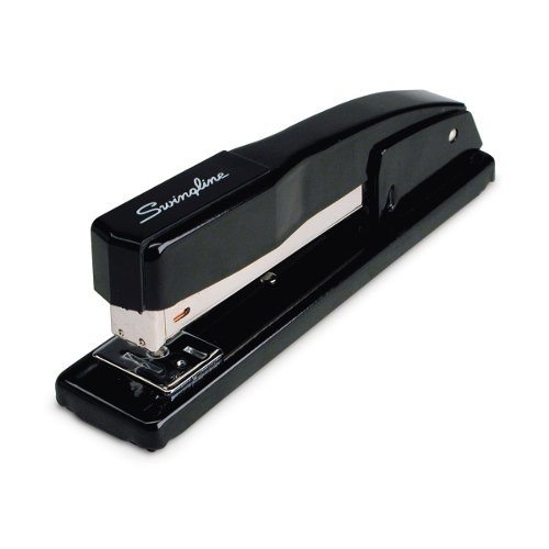 Swingline Black Commercial Desk Stapler (SWI-44401) Image 1