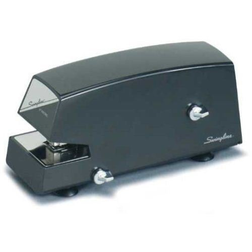 Swingline Black Commercial Electric Stapler - 06701 - Open Box (MYR-19-071-8), Clearance Equipment Image 1