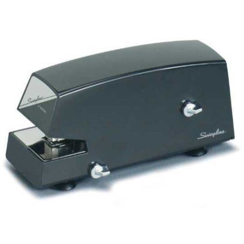 Swingline Black Commercial Electric Stapler - 06701 - Open Box (MYR-19-071-8), Swingline brand Image 1