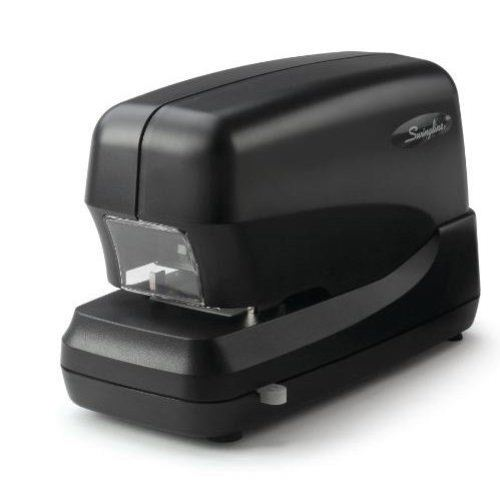 Swingline Black High Capacity Electric Stapler (SWI-69270) Image 1