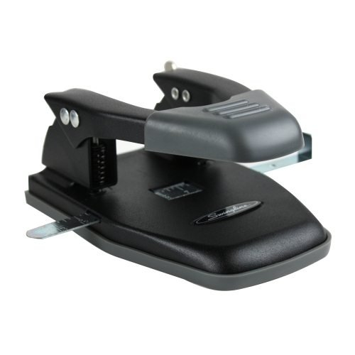 Swingline Comfort Handle 2-Hole Punch (SWI-74050) Image 1