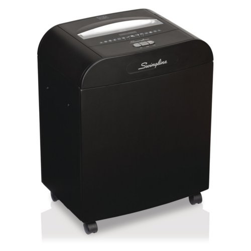 Swingline DM11-13 Jam-Free Level P-5 Micro-Cut Shredder (SWI-1770070D) Image 1