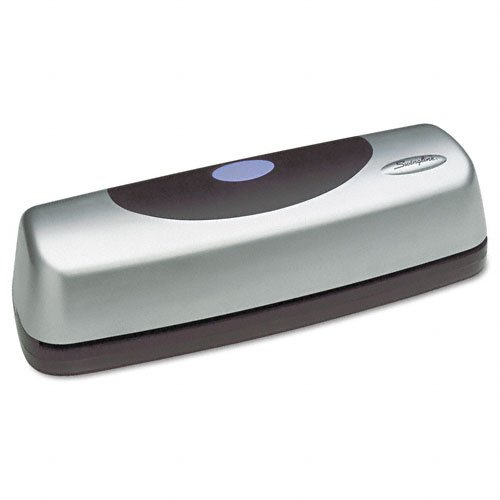 Swingline Electric Portable Desktop 3-Hole Punch (A7074515), Swingline brand Image 1