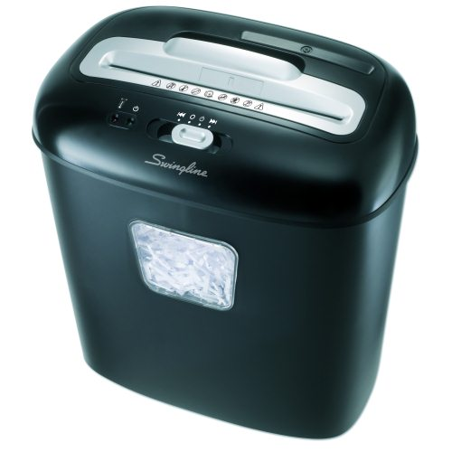 Swingline EX10-05 Cross-cut Personal Shredder (SWI-1757393) - $111.8 Image 1