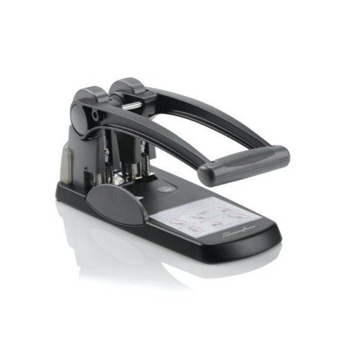 Swingline Extra High Capacity 300-Sheet 2-Hole Punch (SWI-74192)