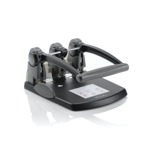 Swingline Extra High Capacity 300-Sheet 3-Hole Punch (SWI-74194) Image 1
