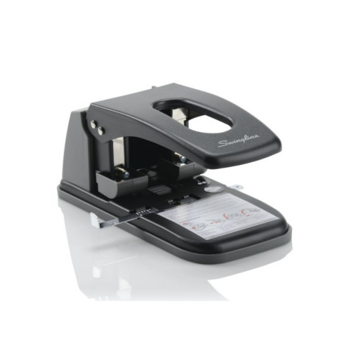 Swingline High Capacity 100-Sheet 2-Hole Punch (SWI-74190) Image 1