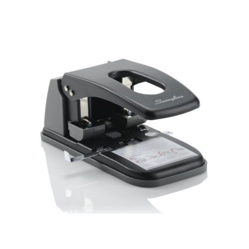 Swingline High Capacity 100-Sheet 2-Hole Punch (SWI-74190)