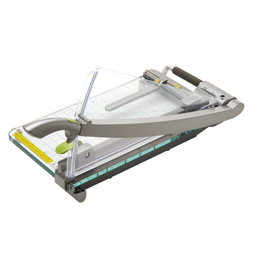 """Swingline Infinity ClassicCut CL420 18"""" Acrylic Guillotine Trimmer- 99420 (SWI-99420), Guillotine Cutters Image 1"""
