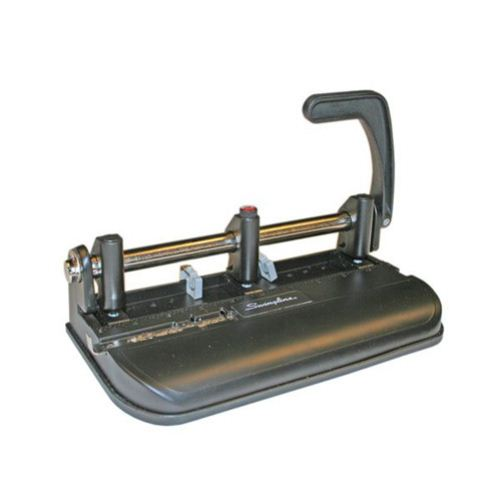 Swingline Lever Handle Heavy Duty Hole Punch (SWI-74350)