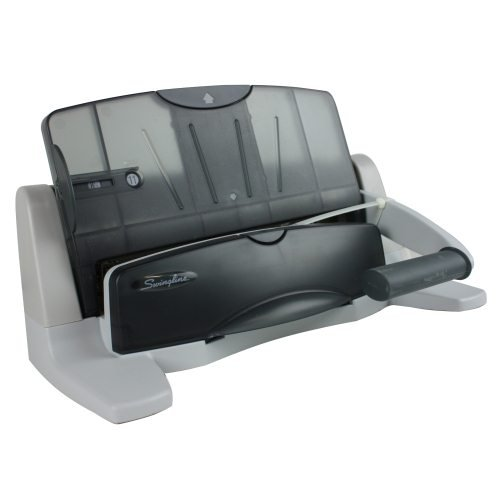 Swingline LightTouch Heavy Duty 2-7 Hole Punch (SWI-74357) Image 1