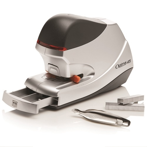 Gray Electric Stapler Image 1