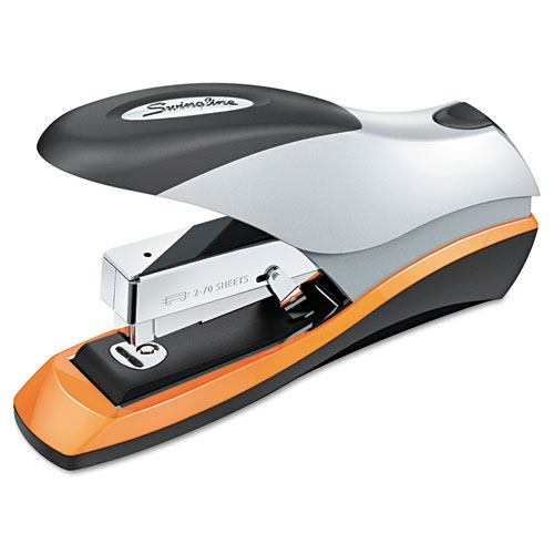 Swingline Silver Optima 70 Jam Free Desk Stapler (SWI-87875) - $30.44 Image 1